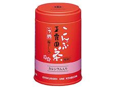玉露園)カルシュウム梅昆布茶 40g【12月より価格変更】
