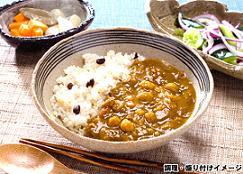 MCC)鶏ひき肉と豆の薬膳カレー  180g