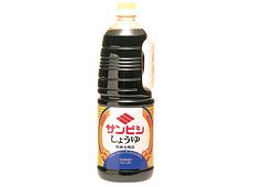 サンビシ)特級本醸造しょうゆ 1.8L