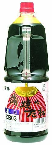 鈴勝)蒲焼のたれ 1.8L