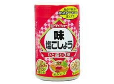 【商品番号 650255 に変更となりました】ダイショー)味塩こしょう(ボトル) 250g