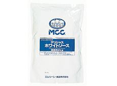 MCC)デリシャス ホワイトソース 3kg