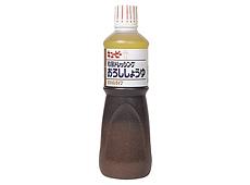 QP)和風おろし醤油(低オイルタイプ)ドレッシング 1L【販売終了】