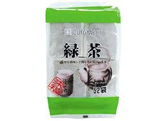 ダイコク)緑茶ティーパック 5g×52P入【12月より価格変更】