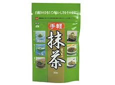銘葉)お手軽抹茶30g