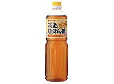 Mizkan)淡色塩ぽん酢  1L