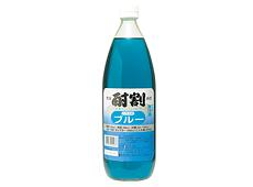 大黒屋)酎割 ブルーハワイ 1L瓶【12月より価格変更】