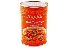 ユウキ食品)トムヤムスープ缶 410g【販売終了】