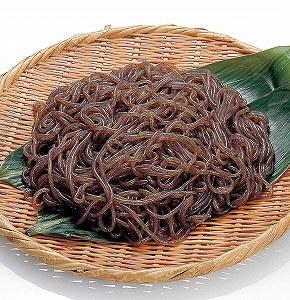 マルフク食品)業務用 袋入黒糸こん 1kg