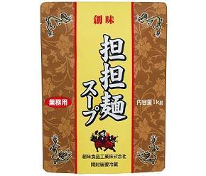 創味)担担麺スープ1kg(6-7倍希釈)