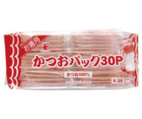 かね七)鰹パック 2. 5gx30袋【旧商品 630674 からの切り替え】