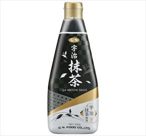GSフード)抹茶ソース 500g