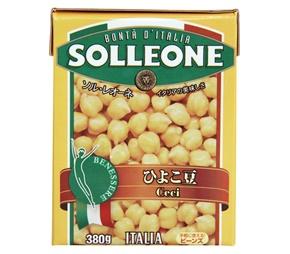 ソルレオーネ)ひよこ豆 380g