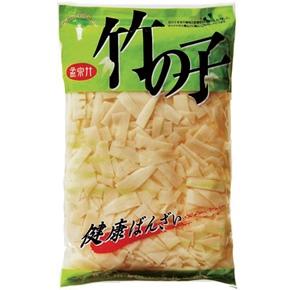 信明商事)竹の子水煮 短冊 1kg【12月より価格変更】