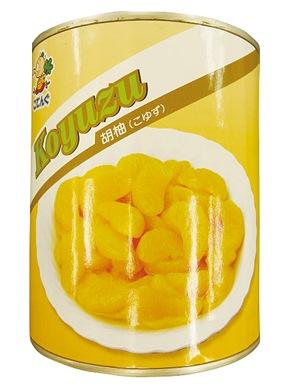 天狗缶詰)胡柚 2号缶