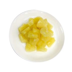 輸入)パインアップル缶詰 チビット1/8カット ライトシラップ