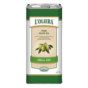 日清オイリオ)ロリエーラオリーブオイル 5L缶