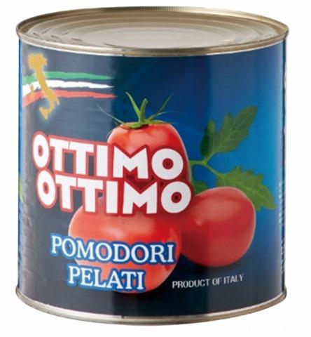 トマトコーポレーション)ホールトマト 1号缶(2550g)