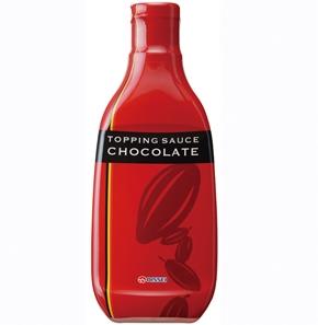 日世)トッピングソース チョコレート 340g