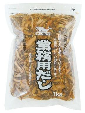 ヤマヒデ)混合削りぶし(2号だし) 1kg