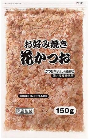 ヤマキ)お好み焼き花かつお 150g