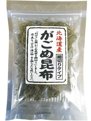 祝い海藻)北海道産がごめ刻み昆布 50g