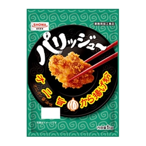昭和)業務用パリッジューオニ旨から揚げ粉 1kg【3月より価格変更】