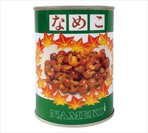 東洋貿易) なめこ 4号缶 【旧商品 600005 からの切り替え】【値下げしました】