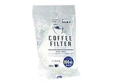 コーヒーフィルター F101 1~2人用 100枚【12月より価格変更】