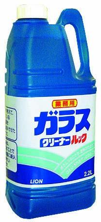 ライオン ガラスクリーナー 2.2L【12月より価格変更】