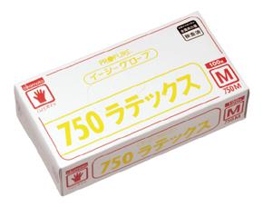 イージーグローブラテックスM 100枚【12月より価格変更】