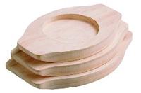 石焼ビビンバ用 木台 18cm-20cm【在庫限りで販売終了】