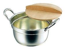 ミニセイロ用鍋アルマイト15cm用【12月より価格変更】