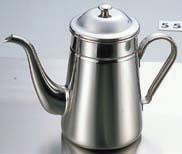 【販売終了】コーヒーポット #15 2200? 細口 電磁調理用【取り寄せ品】