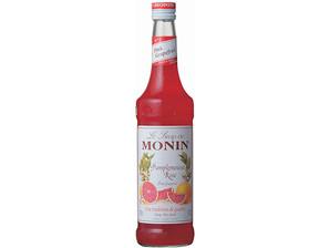 【販売終了】【モナン】ピンクグレープフルーツシロップ 700ml
