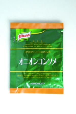 味の素)クノール「ランチ用スープ」オニオンコンソメ 30袋
