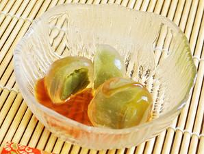オーケー食品)ミニくず餅(抹茶) 20個入【旧商品 503339 からの切り替え】