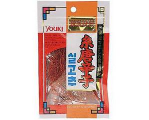 ユウキ食品)糸唐辛子(チャック付) 5g