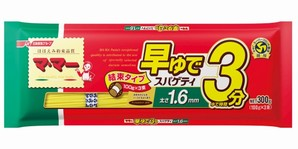 日清フーズ)マ・マー早ゆでスパゲティ 太さ1.6mm【旧商品 650126 からの切り替え】