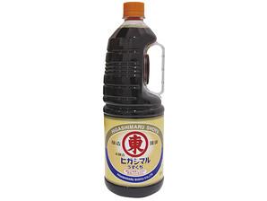 ヒガシマル)淡口醤油(特級) 1.8L