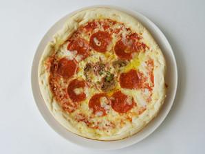 JC)ナポリ風ミックスピザ 9インチ 1枚(約24cm)
