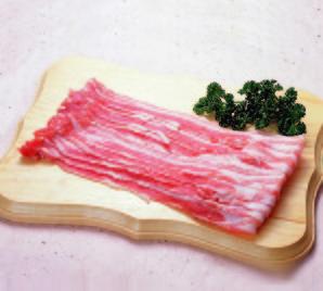 豚バラスライス 500g