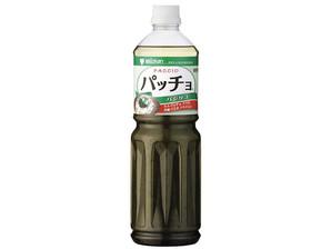 Mizkan)パッチョドレッシング(バジリコ) 1L【旧商品 650055 からの切り替え】
