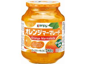 カンピー)オレンジマーマレード 780g 【旧商品 630425 からの切り替え】