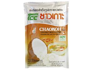 チャオコー) ココナッツミルクパウダー 60g【旧商品 650017 からの切り替え】【12月より価格変更】