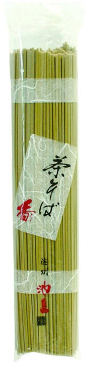 【商品番号 650618 に変更となりました】池島フーズ)茶そば 香(カオリ)120g