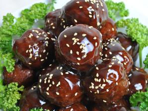 ヤマ食)ジャンボ肉だんご 約33g×20個入