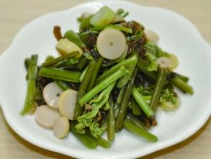 信明商事)水煮山菜 1kg【旧商品 600034 からの切り替え】