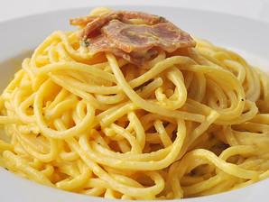 日清フーズ)レンジ用スパゲティ カルボナーラ 300g