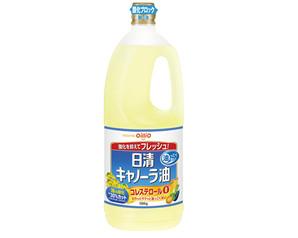 日清オイリオ)キャノーラ油 1300g